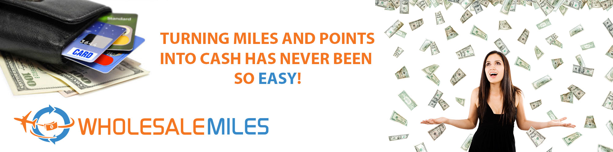 sell miles